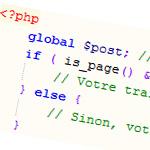 WordPress : savoir si une page possède des sous-pages enfants